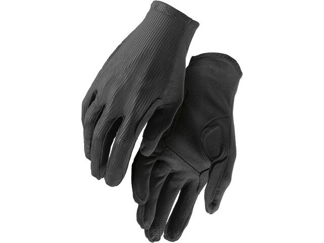 ASSOS XC Lange Vingers Handschoenen, black series